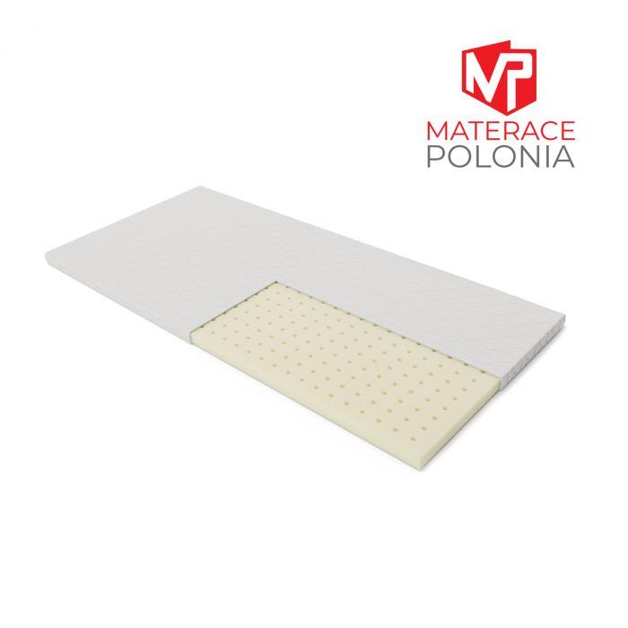materac nawierzchniowy BIELIK MateracePolonia 160x200 H1 + Dostawa i zwrot za DARMO