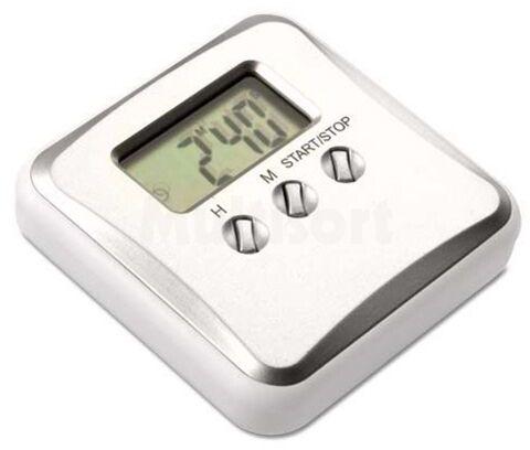 Modny minutnik elektroniczny z magnesem