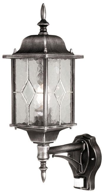 Kinkiet zewnętrzny Wexford WX1/PIR z czujnikiem ruchu Elstead Lighting