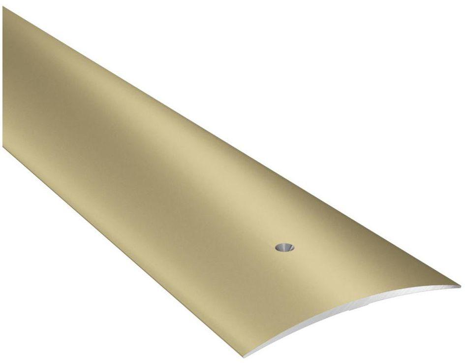Profil podłogowy wyrównujący No.27 Złoty 70 x 930 mm Artens