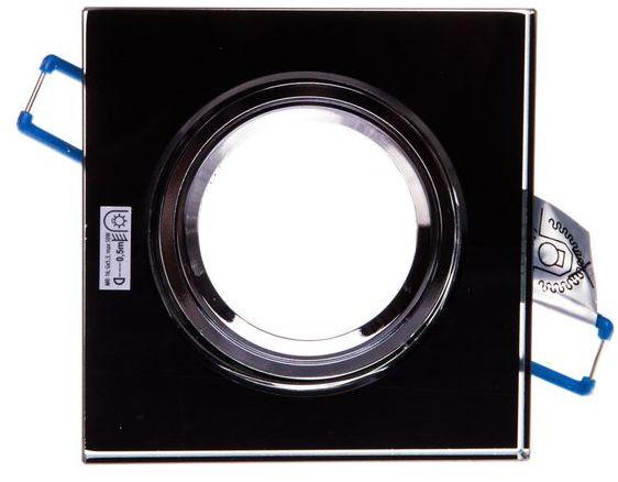 Oprawa punktowa 1x50W Gx5,3 12V IP20 MORTA B CT-DSL50-B 22110