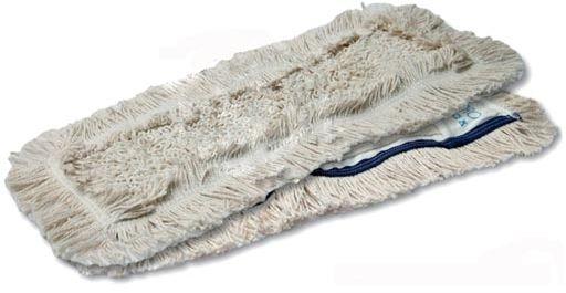 Mop płaski kieszeniowy bawełniany 40 cm