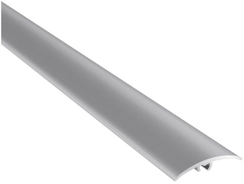 Profil podłogowy uniwersalny No.25 Srebrny 37 x 930 mm Artens