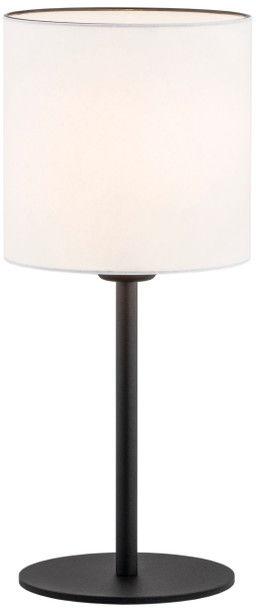 Lampa stołowa Hilary 4081 Argon nowoczesna oprawa w kolorze czarnym