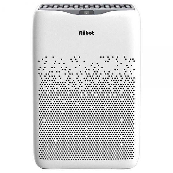 Oczyszczacz powietrza Aiibot z dwoma filtrami