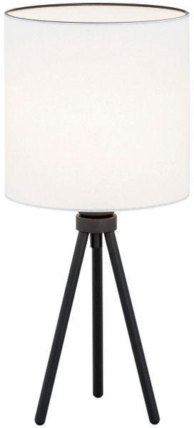Lampa stołowa Hilary 4083 Argon nowoczesna oprawa w kolorze czarnym