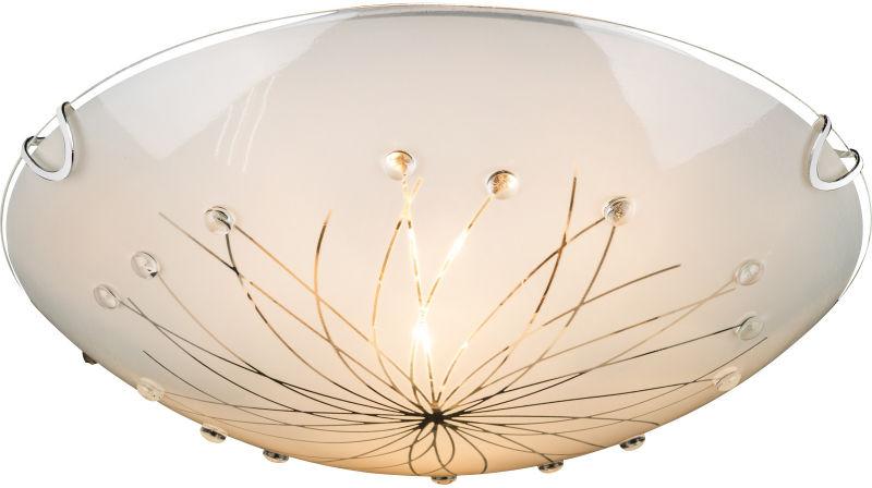 Globo CALIMERO I 40402-3 plafon lampa sufitowa chrom 3xE27 40cm