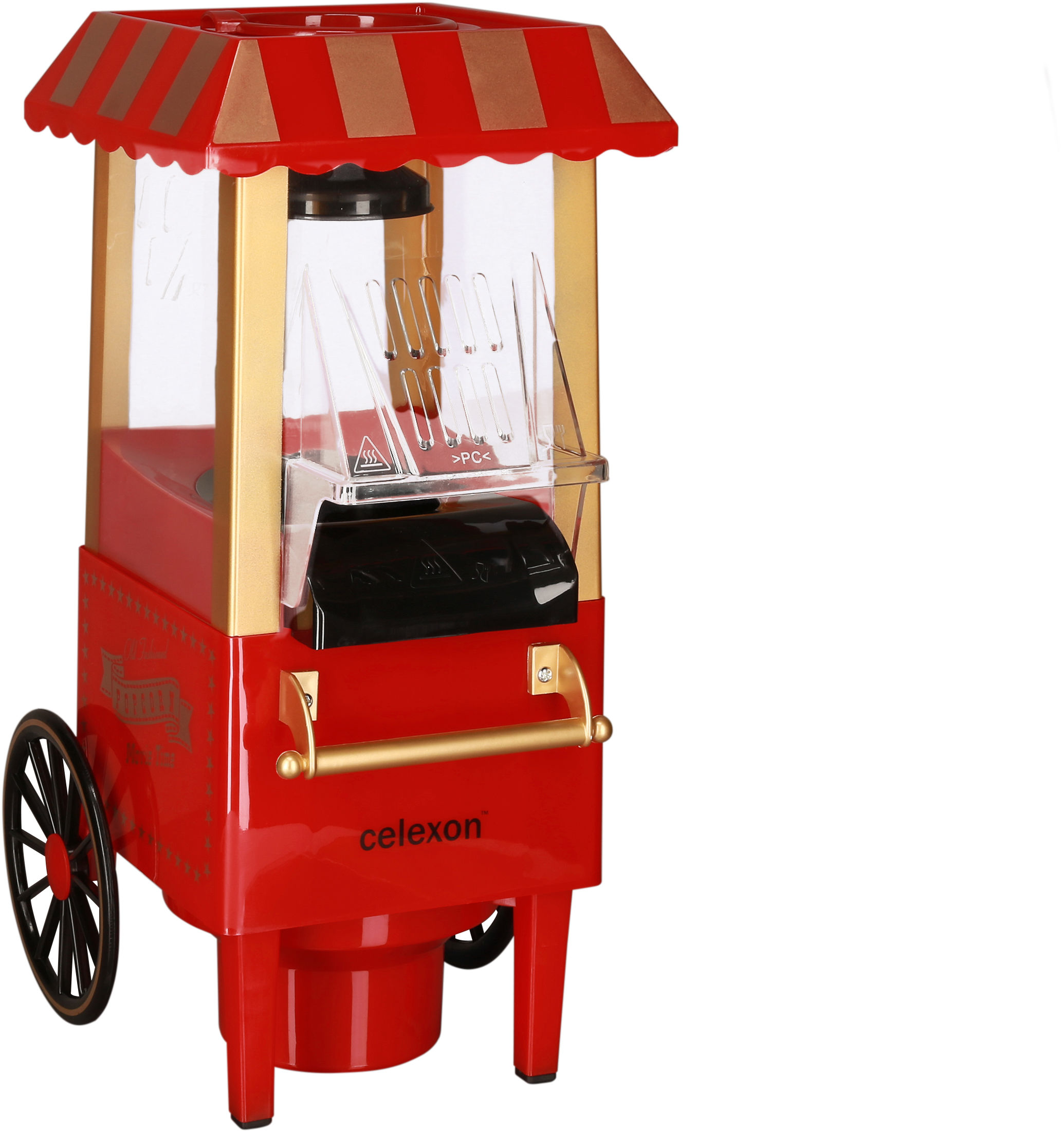 celexon CinePop CP500 maszyna do popcornu bez oleju