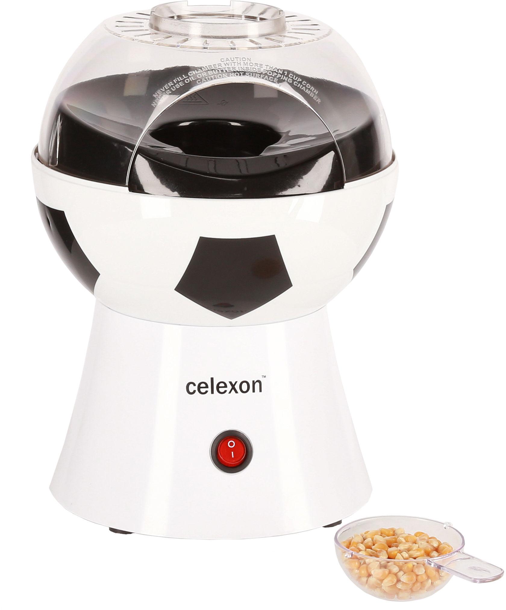 celexon SoccerPop SP10 maszyna do popcornu bez oleju