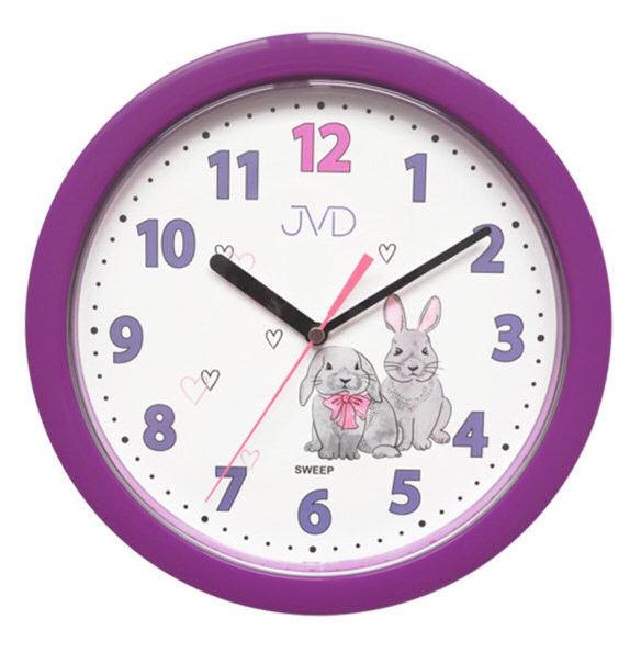 Zegar ścienny JVD HP612.D2 Cichy mechanizm