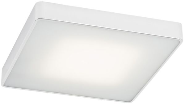 Plafon Ontario 652 Argon nowoczesna oprawa w kolorze białym