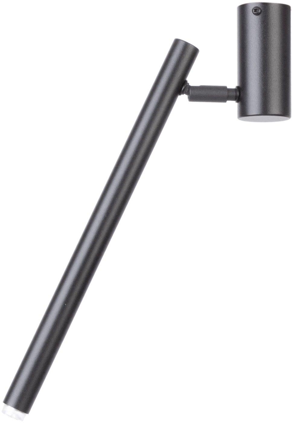Lampa sufitowa SOPEL 1 PL długi czarny 33165 - Sigma Do -17% rabatu w koszyku i darmowa dostawa od 299zł !