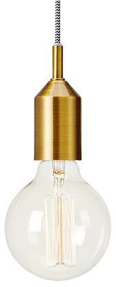 Lampa wisząca BRONX Pendant 1L Bronze 108098 Markslojd złota nowoczesna oprawa wisząca