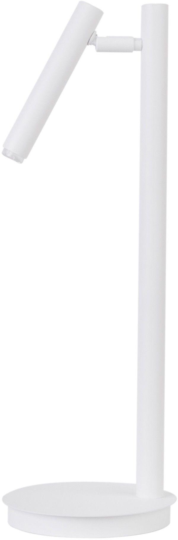 Lampka SOPEL biały 50196 - Sigma // Rabaty w koszyku i darmowa dostawa od 299zł !