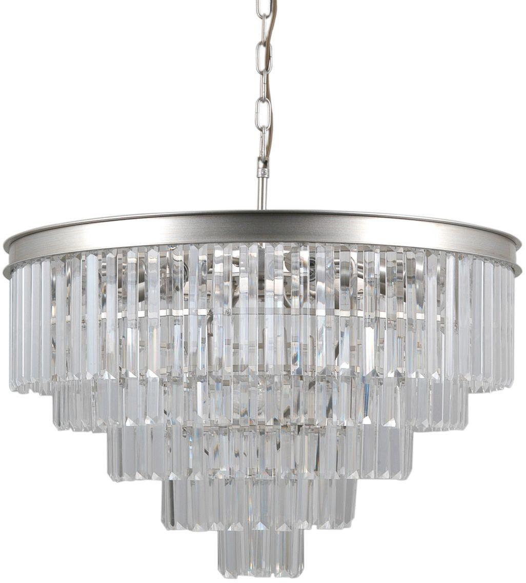 ITALUX LAMPA ZWIS VERDES PND-44372-11A-SLVR-BRW