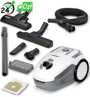 VC 2 (700W 2.8L) Premium Home Line odkurzacz z filtrem HEPA