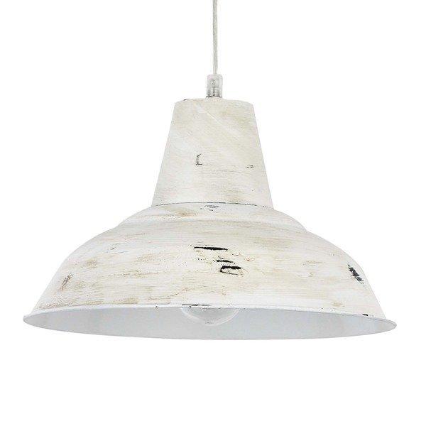 Postarzana lampa loft MEG śr.28cm