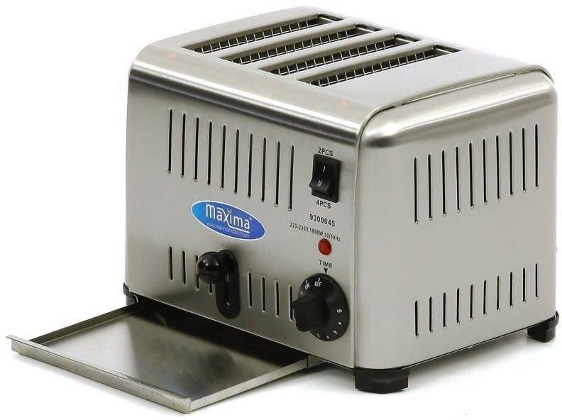 Toster Maxima na 4 kanapki MT-4 MAXIMA 09300045 09300045