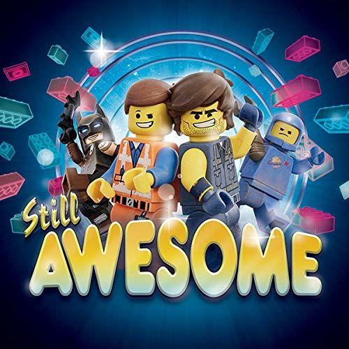 The Lego Movie 2 Still Awesome plakat na płótnie