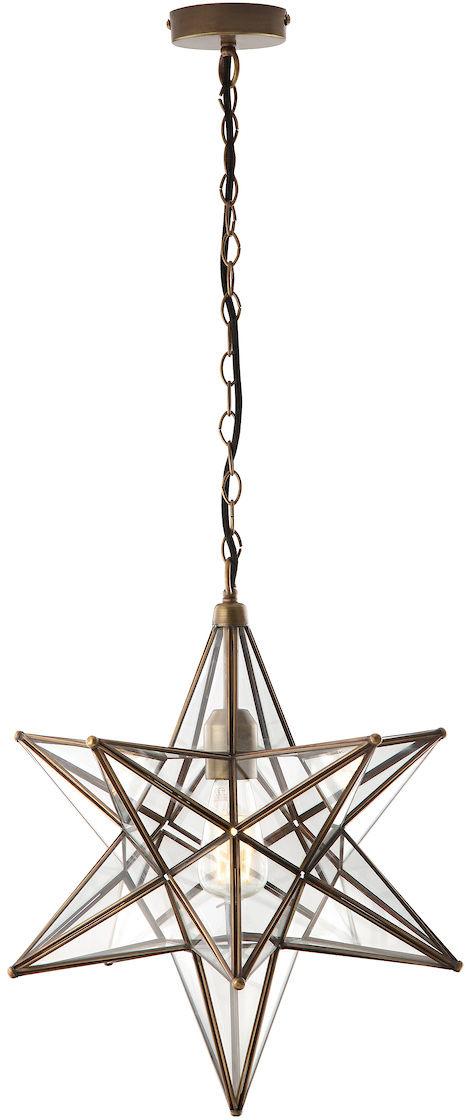 Lampa zwis Ilario 1 ILA8675 - Dar Lighting  SPRAWDŹ RABATY  5-10-15-20 % w koszyku