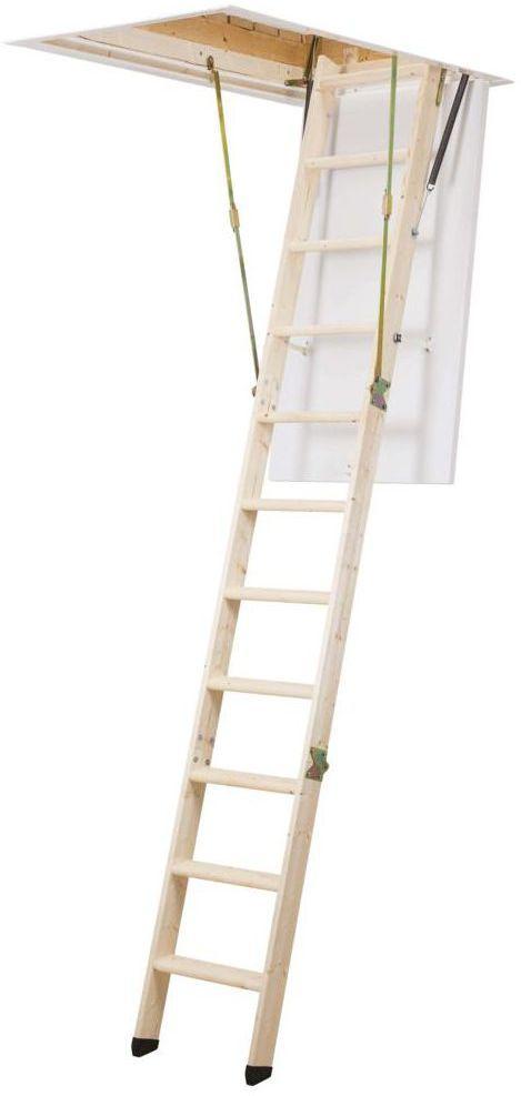 Schody strychowe CLICKFIX 36 120 x 60 cm DOLLE