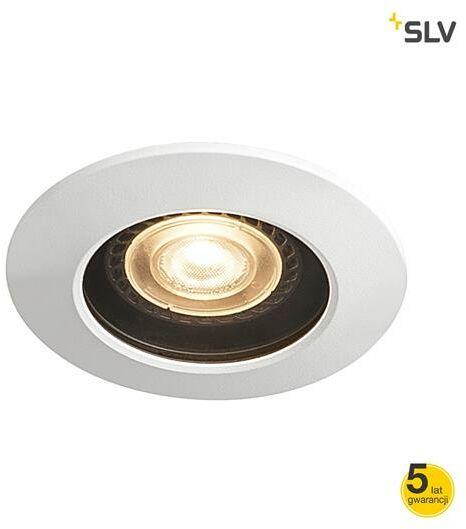 Oprawa do wbudowania DARCO GU10 biała 1001931 - SLV  Sprawdź kupony i rabaty w koszyku  Zamów tel  533-810-034