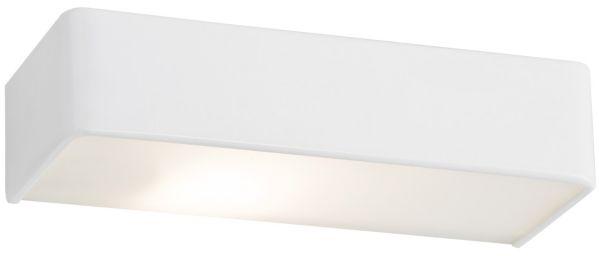 Kinkiet Rodan 656 Argon nowoczesna oprawa w kolorze białym