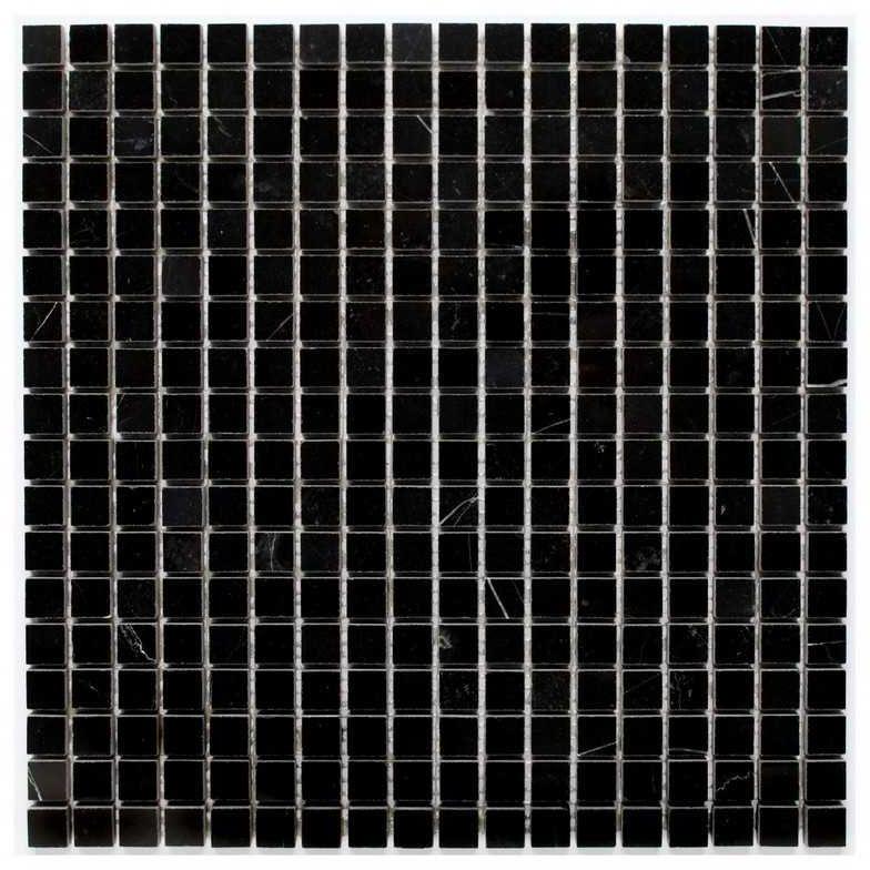DUNIN B&W Black & White mozaika kamienna Pure Black 15