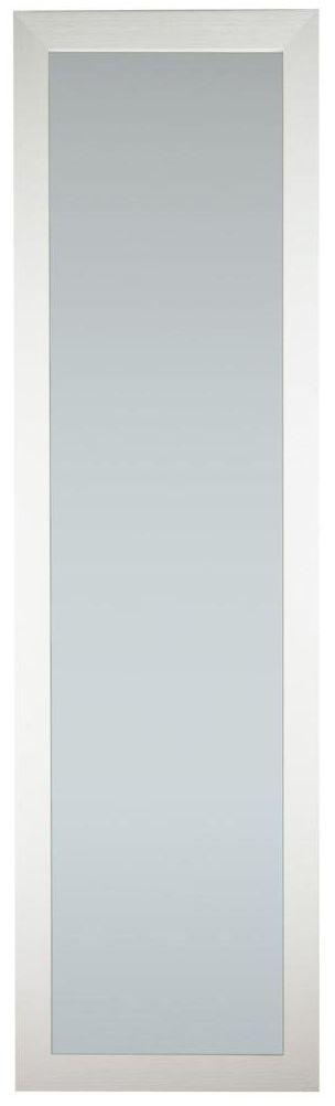 Lustro Mia białe 30 x 120 cm Inspire