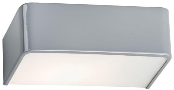 Kinkiet Rodan 3078 Argon nowoczesna oprawa w kolorze szarym