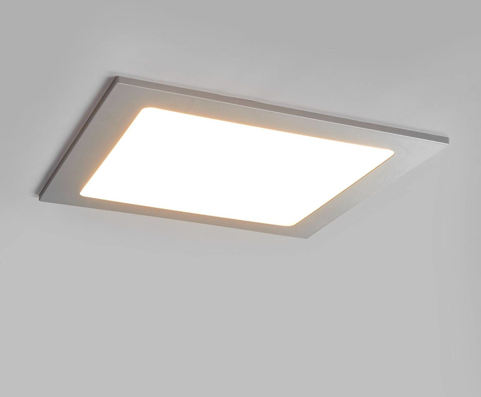 Spot LED Joki srebrny 3 000 K kątowy 22cm