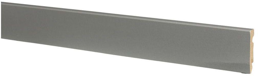 Listwa przypodłogowa mdf szary mat FU84 80 mm Ergo