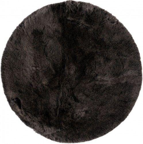 Dywan Obsession SAMBA SAB495 anthracite shaggy koło