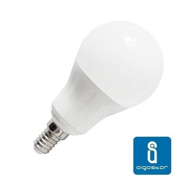 Żarówka LED E14 6W ciepła 3000K A60