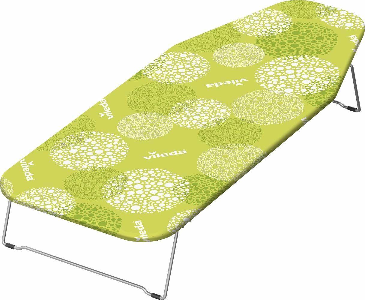 Vileda Carino deska do prasowania, metalowa, zielona, 100 x 38 cm