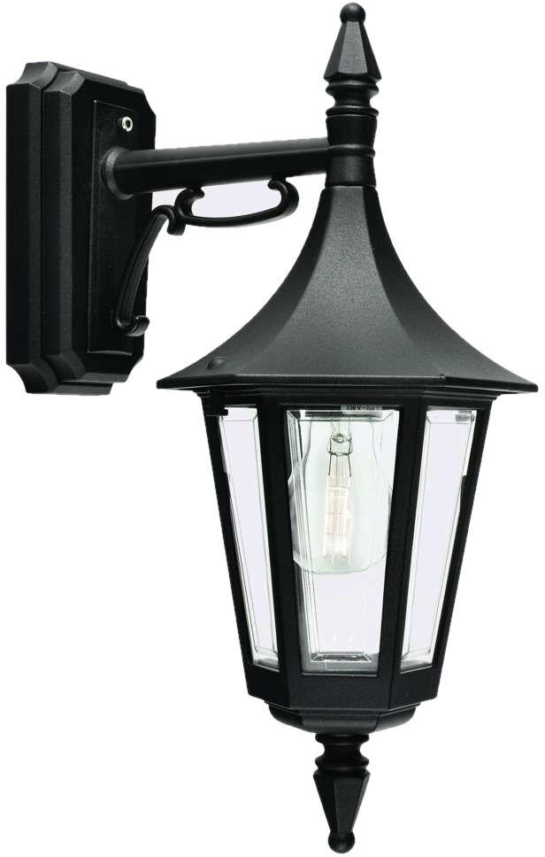 Kinkiet RIMINI 2591A BLACK - Norlys  Sprawdź kupony i rabaty w koszyku  Zamów tel  533-810-034