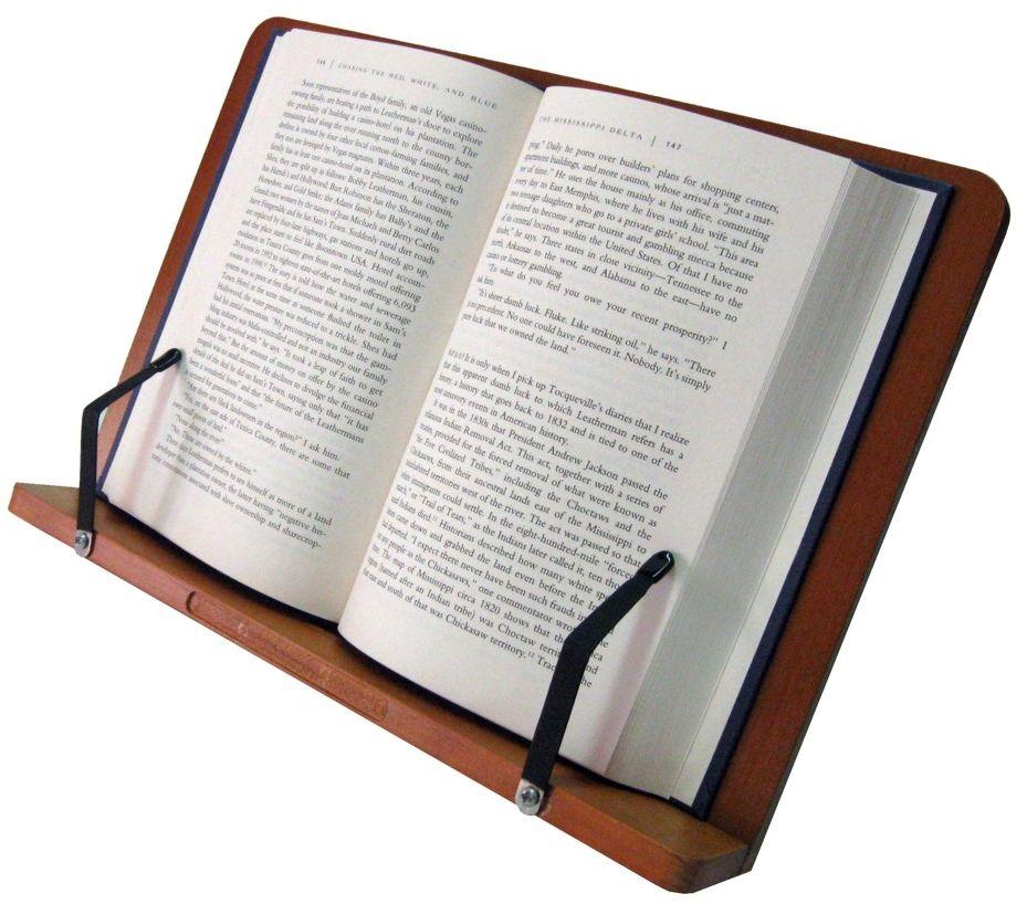 Stojak na książkę Bookchair drewniany
