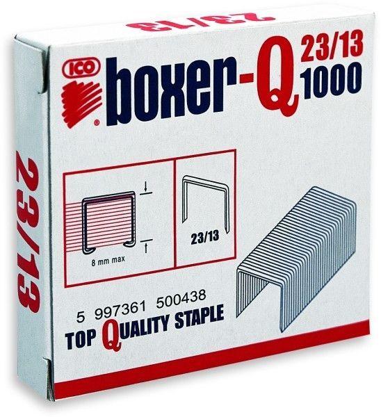 Zszywki ICO BOXER 23/13 1000 szt. - X08252