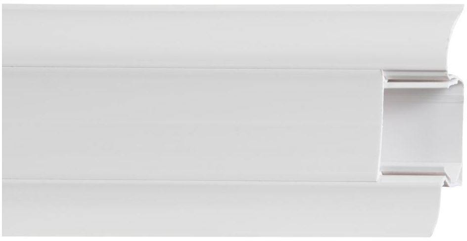 Listwa przypodłogowa pcv Magnum Biała 65 mm Vox