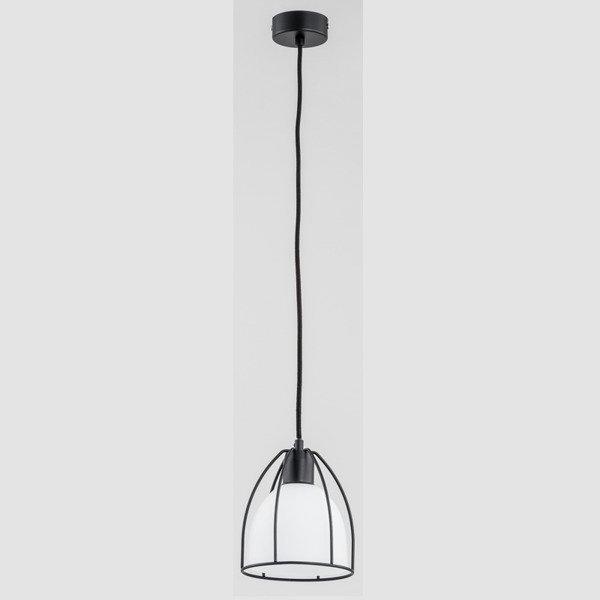 Lampa nad stolik NEO czarna 15cm