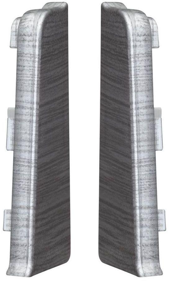 Zakończenie do listwy przypodłogowej Indo Aluminium Arbiton