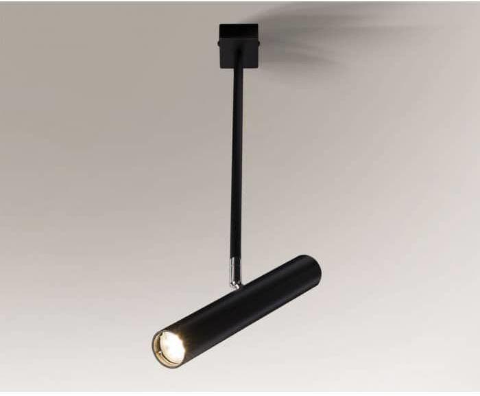 Lampa sufitowa Yabu czarna 2241 - Shilo // Rabaty w koszyku i darmowa dostawa od 299zł !