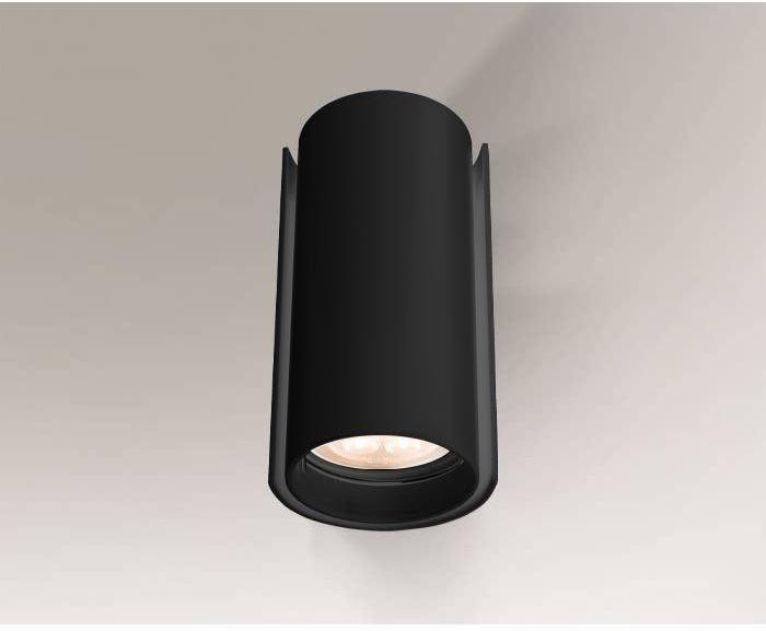 Tuba sufitowa Ozu czarna 4403 - Shilo // Rabaty w koszyku i darmowa dostawa od 299zł !
