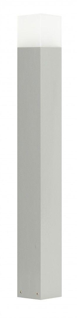 SU-MA Cube CB-830 AL oprawa stojąca srebrna E27 83cm