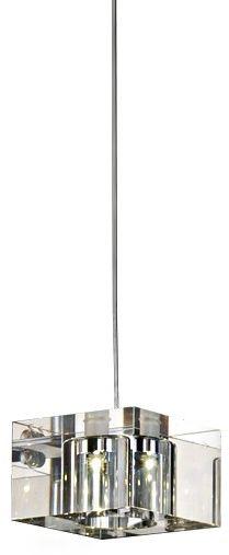 Lampa wisząca BOX 1 AZ0036 - Azzardo - Zapytaj o kupon rabatowy lub LEDY gratis