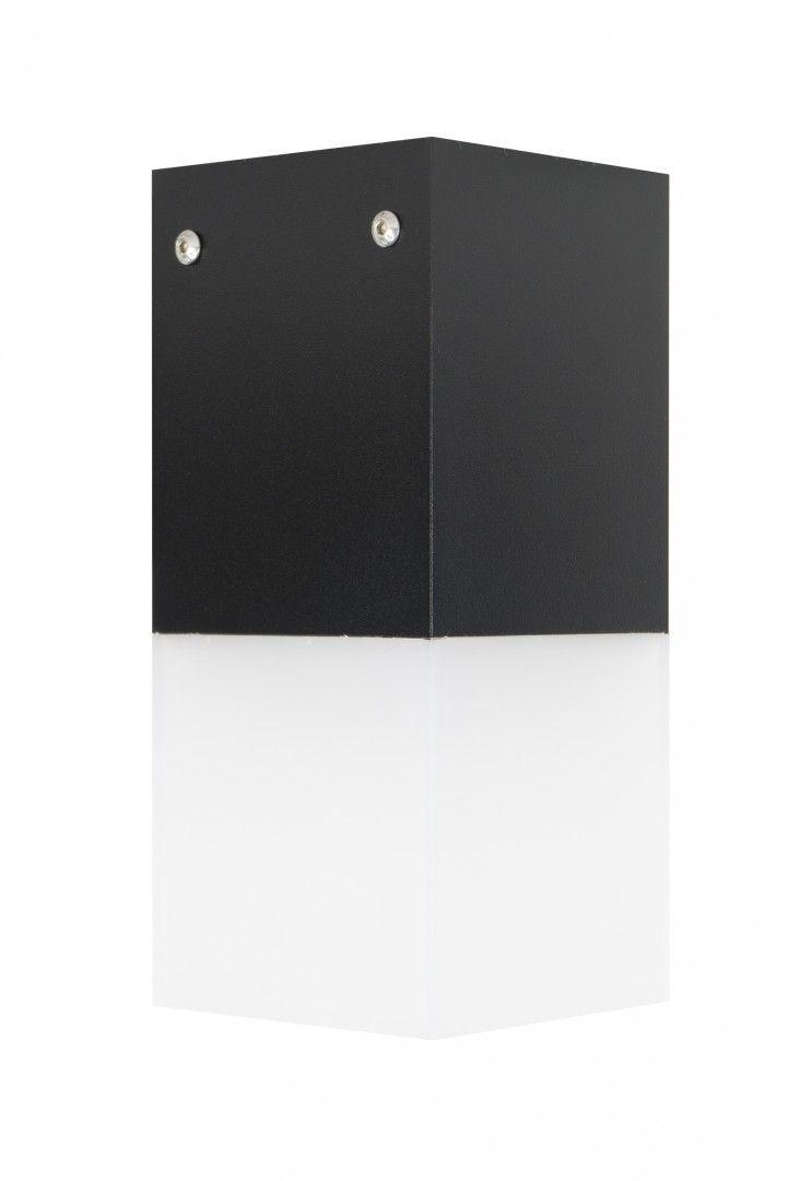 SU-MA Cube Max CB-MAX S BL oprawa stropowa czarna E27 IP44