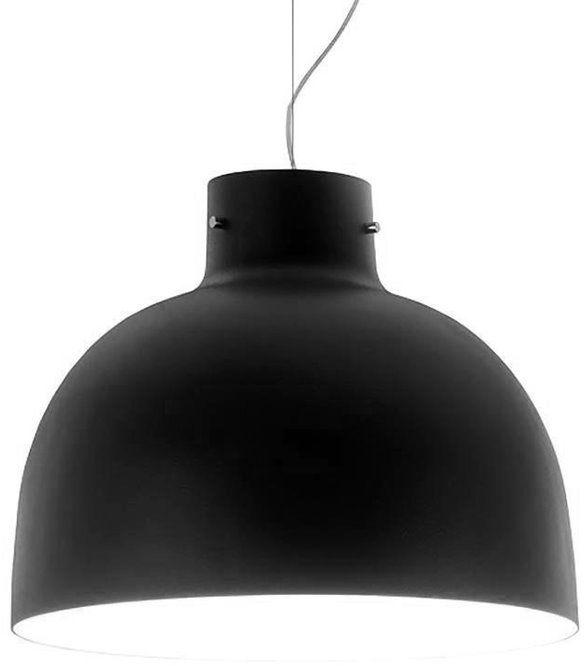 Bellissima Ø50 czarny - Kartell - lampa wisząca