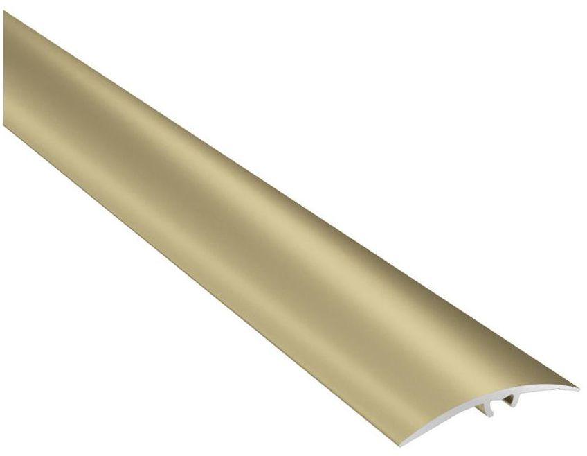 Profil podłogowy wyrównujący No.27 Złoty 41 x 1860 mm Artens