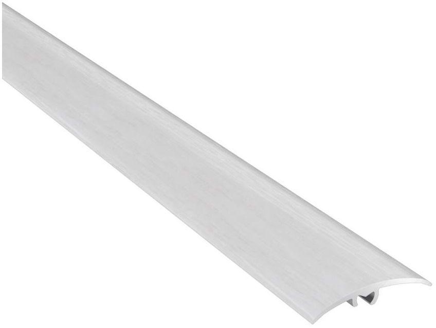 Profil podłogowy uniwersalny No.01 Biały 37 x 930 mm Artens