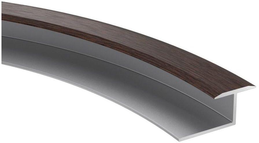 Profil podłogowy elastyczny No.34 Orzech amerykański 16 x 2500 mm Artens